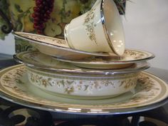 Practically Perfect in Every Way Vintage Lenox by KaiserVonVintage, $178.00