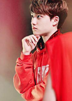 #EXO #Kyungsoo (D.O.) ~ Omg
