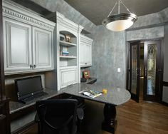 2 Person Den Or Office Design, Pictures, Remodel, Decor and Ideas - page 12