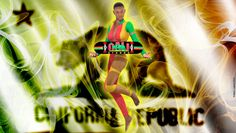 810ec2b4edf32 CALI Strong Rasta Girl Intro - CALI Strong Skateboarding Rasta Girl