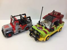 Reports, news, pics, videos, discussions and documentation from a studded world. /r/lego is about all things LEGO®. Jurassic Park Car, Lego Jurassic World, Legos, Lego Dinosaur, Lego Furniture, Lego Sculptures, Transformers Characters, Birthday Bag, Lego Man