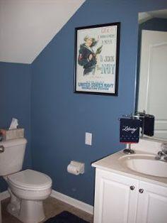 Blue Interior Paint Color By Valspar More Blue Interiors Interior