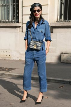 See why we know the utility jumpsuit will be one of spring's biggest trends and shop our picks.