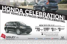 Honda Celebration Event