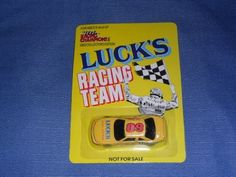 1992 NASCAR Racing Champions . . . Scott Horborg #09 Luck's Country Style Foods 1/64 Diecast by NASCAR. $1.95