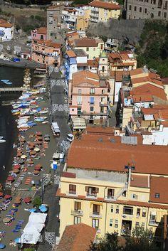 Grande Marina, Sorrento, Italy