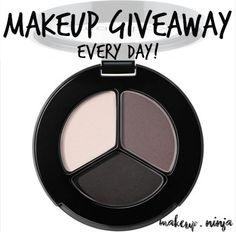 Makeup Giveaway!  Sm