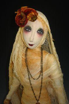 Mummy Dearest - Pattern Only. Cindee Moyer