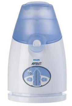 Unverzichtbarer Helfer um Fläschchen und später Babygläschen warmzuhalten >> Philips Avent SCF260/37 Digitaler Flaschen- und Babykostwärmer