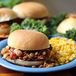 Forks Over Knives | Recipes These were so good!!  Husband even said that they taste similar to the original sloppy joes.