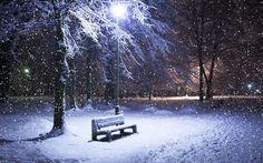 havazás kertek és parkok lámpa pad
