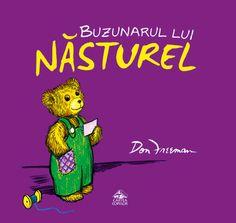 Buzunarul lui Năsturel - coperta Don Freeman, 6 Years, Winnie The Pooh, Disney Characters, Fictional Characters, Catalog, Comic Books, Comics, Kids