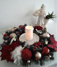 Christmas wreath by SiSTERBRO.ru  #christmaswreath #sisterbro #christmas #wreath