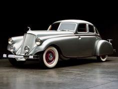 Age of Diesel — 1933Pierce-Arrow Silver Arrow