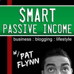 Pat Flynn from The Smart Passive Income Blog reveals all of his online business and blogging strategies, income sources and killer marketing tips and tricks so you can be ahead of the curve with your online business or blog.