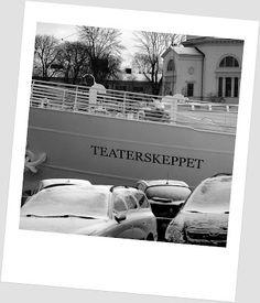 Satu Ylävaara Portfolio : Black and white travel in Stockholm
