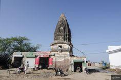 Hindu Temple in Pind Dadan Khan, Pakistan