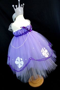 tutu idea _ Sofia the First