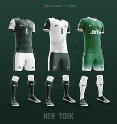 2 of my favorite seasons are coming up, the NFL and EPL. So I thought this would be a fun thing to do. All 32 teams are featured and each jersey has a nod to their actually jersey, and a football team from somewhere around the world. Soccer Kits, Football Kits, Football Jerseys, Sport Shirt Design, Sports Jersey Design, Soccer Uniforms, Team Uniforms, Jersey Outfit, Fantasy Football