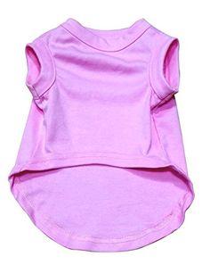 Ksing Dog Plain T-shirt Simple Cotton Pet Blank Vest Girl... https://www.amazon.com/dp/B01AJWJEZU/ref=cm_sw_r_pi_dp_8m0MxbZSP9BFW  80 each