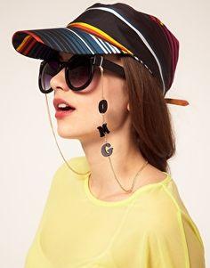 Chainette #omg pour lunettes de soleil