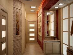 Дизайн - проект интерьера однокомнатной квартиры
