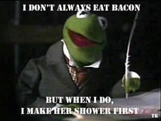 When I do funny memes meme lol hilarious laughter laughs lmao funny memes funny images cracking up kermit the frog memes