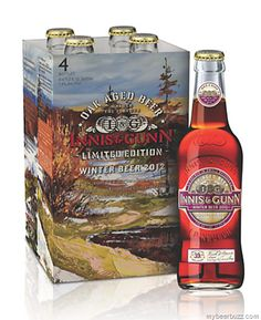 Innis & Gunn Announces Limited Edition Winter Beer 2012