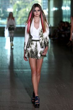 Lisa Ho's Spring/Summer '12-'13 collection