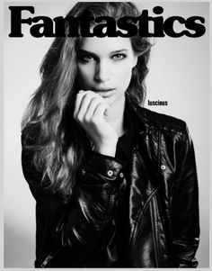 Lise Olsen - agency Casting Firenze ( www.casting.it ) for Fantastic cover