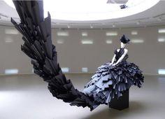 Visual Merchandising | Display | Zoe Bradley Statue