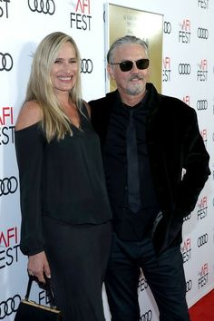 Tommy Flanagan The Ballad of Lefty Brown official premiere Tommy Flanagan, Peplum Dress, Ruffle Blouse, Sons Of Anarchy, Fandoms, Brown, Women, Fashion, Moda