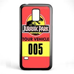 Jurassic Park Tour Vehicle TATUM-5997 Samsung Phonecase Cover Samsung Galaxy S3 Mini Galaxy S4 Mini Galaxy S5 Mini