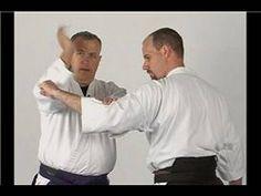 Atemi: Aikido Techniques : Atemi from a Double Wrist Grab - YouTube