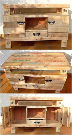 Repurposing Plans for Shipping Wood Pallets | Wood Pallet Furniture