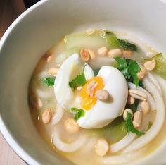 udon noodle soup. // thehipkitchen.wordpress.com.