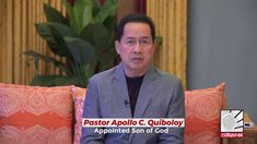 Pastor Apollo C. Quiboloy's prayer for humanity in the midst of Novel Coronavirus epidemic Kingdom Of Heaven, Heaven On Earth, Spiritual Enlightenment, Spirituality, Thank You Pastor, Power Of Prayer, Great Leaders, Son Of God, Apollo