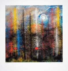 Stanley Donwood 'Poor End' Print Available