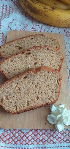 This no all / Disznóól - KonyhaMalacka disznóságai: Gyors banánkenyér Croissant, Mousse, Bread, Food, Meal, Crescent Roll, Brot, Eten, Breads