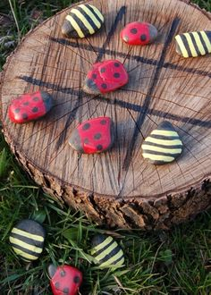 bug game - i love this - i gotta make it for our garden!
