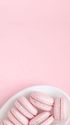 Pink macaroons food в 2019 г. pink wallpaper, screen wallpaper и aesthetic Pink Wallpaper Backgrounds, Food Wallpaper, Trendy Wallpaper, Aesthetic Pastel Wallpaper, Tumblr Wallpaper, Wallpaper Iphone Cute, Aesthetic Backgrounds, Aesthetic Wallpapers, Pastel Pink Wallpaper Iphone