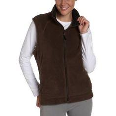 Columbia Sportswear Women's Sapphire Sky Fleece Vest, Bark, Small (Apparel)  http://www.amazon.com/dp/B001DK6CYE/?tag=goandtalk-20  B001DK6CYE