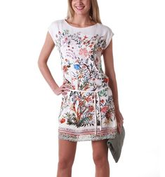 floral dress from Promod