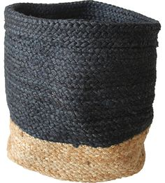 URBAN NATURE CULTURE Jute braided basket