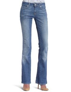 Levi's 515 Misses Petite Mid Rise Regular Fit Boot Cut Jean $39.99 - $44.99