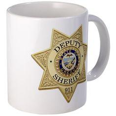 Deputy Sheriff Mug :)
