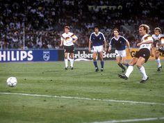 Argentina 0 Alemania Federal 1 (Final de la Copa del Mundo Italia 1990,Estadio Olímpico,Roma,08/07/1990)