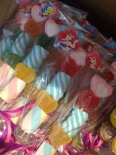 Image result for ariel candy