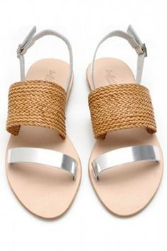 #Summer, Where Are You? Loeffler Randall's New Sandals Take Us There