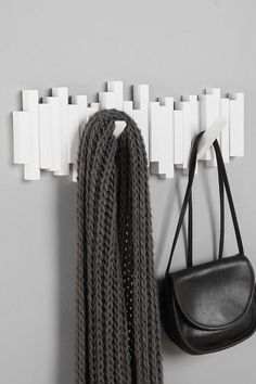 Stick-Stack Wall Hook | Urban Outfitters $29.00
